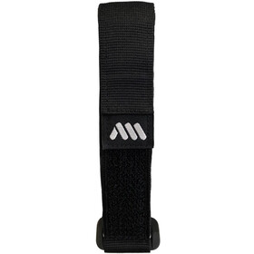 All Mountain Style Hook & Loop Strap, negro